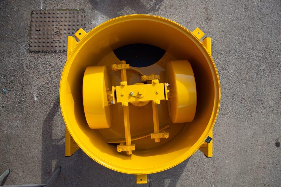 Liner Rolpanit FE100 Roller Pan Mixer image