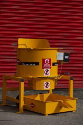 Liner FE50 Roller Pan Mixer image