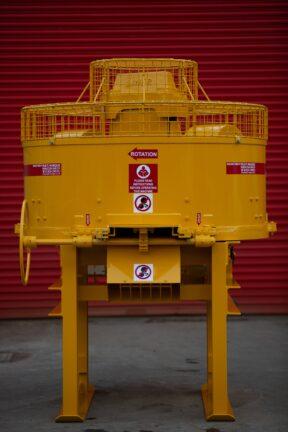 FD220 Roller Pan Mixer image